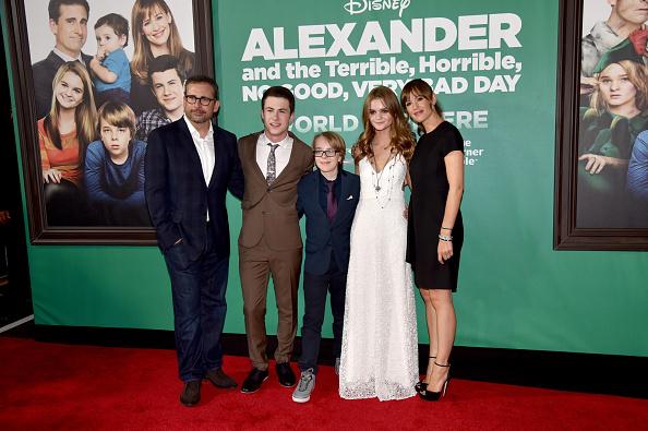 "El Capitan Theatre「Premiere Of Disney's ""Alexander And The Terrible, Horrible, No Good, Very Bad Day"" - Red Carpet」:写真・画像(5)[壁紙.com]"