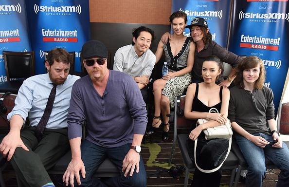 Producer「SiriusXM's Entertainment Weekly Radio Channel Broadcasts From Comic-Con 2016 - Day 3」:写真・画像(2)[壁紙.com]