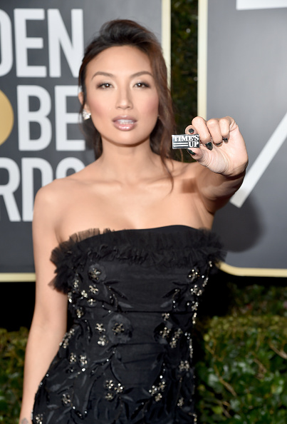 Golden Globe Award「75th Annual Golden Globe Awards - Executive Arrivals」:写真・画像(1)[壁紙.com]