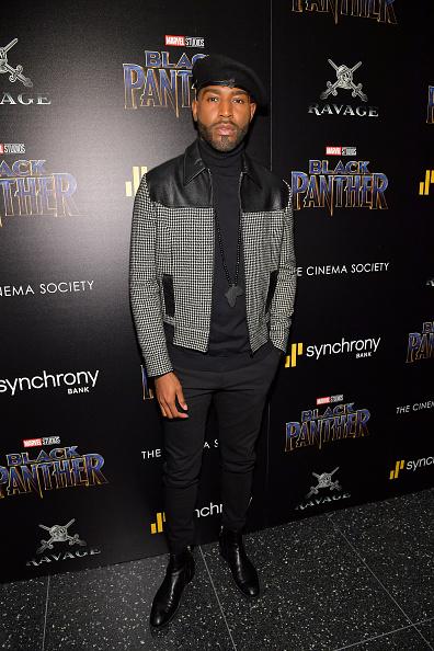 "Turtleneck「The Cinema Society Hosts A Screening Of Marvel Studios' ""Black Panther""」:写真・画像(18)[壁紙.com]"