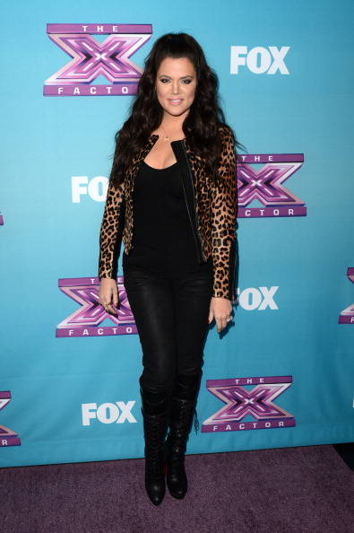 "Leopard Print「Fox's ""The X Factor"" Season Finale News Conference」:写真・画像(11)[壁紙.com]"