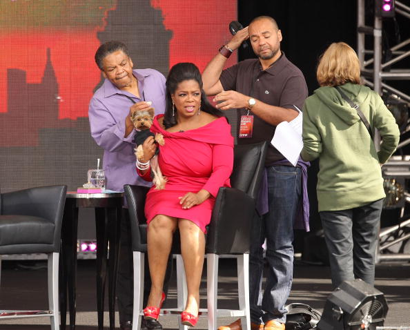 Oprah Winfrey「The Oprah Winfrey Show: Fridays Live From New York」:写真・画像(9)[壁紙.com]