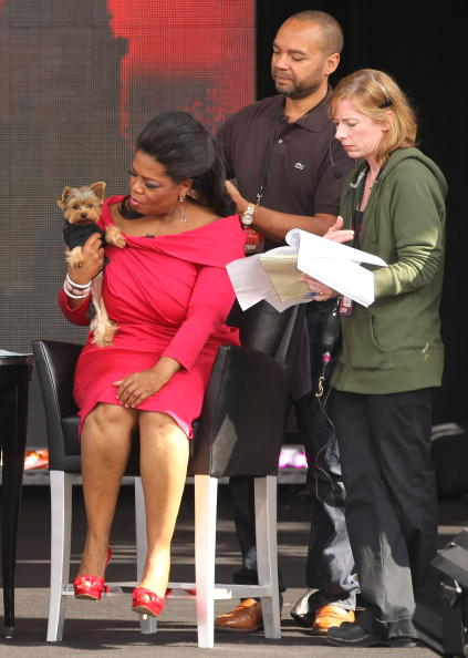 Oprah Winfrey「The Oprah Winfrey Show: Fridays Live From New York」:写真・画像(10)[壁紙.com]