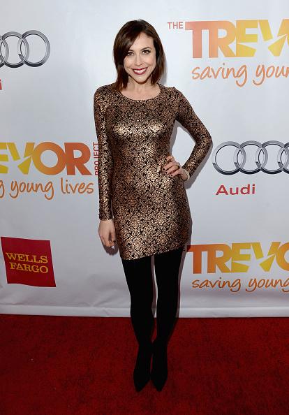 "Form Fitted Dress「""TrevorLIVE LA"" Honoring Jane Lynch And Toyota For The Trevor Project - Red Carpet」:写真・画像(12)[壁紙.com]"