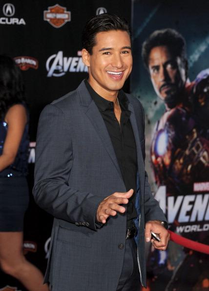 "Mario Lopez「Premiere Of Marvel Studios' ""Marvel's The Avengers"" - Arrivals」:写真・画像(6)[壁紙.com]"