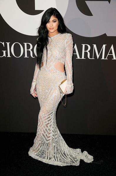 カイリー・ジェンナー「GQ Celebrates The Grammys With Giorgio Armani - Arrivals」:写真・画像(14)[壁紙.com]