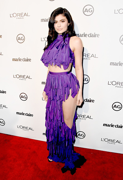 Purple「Marie Claire's Image Maker Awards 2017 - Arrivals」:写真・画像(7)[壁紙.com]