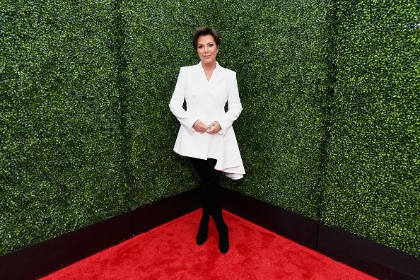 Kris Jenner「2018 MTV Movie And TV Awards - Red Carpet」:写真・画像(9)[壁紙.com]