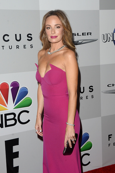 Catt Sadler「NBCUniversal's 73rd Annual Golden Globes After Party - Arrivals」:写真・画像(3)[壁紙.com]
