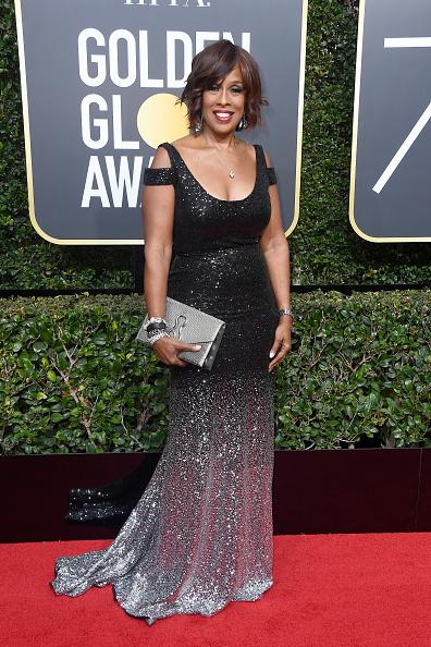 Golden Globe Award「75th Annual Golden Globe Awards - Arrivals」:写真・画像(1)[壁紙.com]