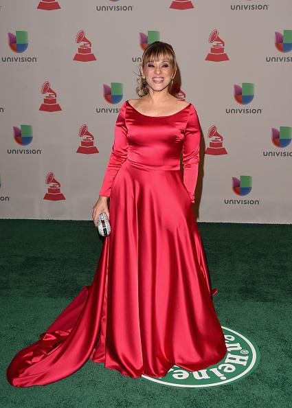 MGM Grand Garden Arena「15th Annual Latin GRAMMY Awards - Arrivals」:写真・画像(4)[壁紙.com]