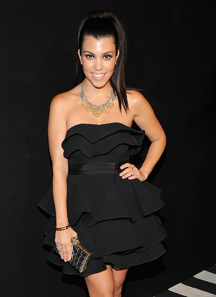 Layered「A Night Of Style & Glamour To Welcome Newlyweds Kim Kardashian And Kris Humphries - Arrivals」:写真・画像(7)[壁紙.com]