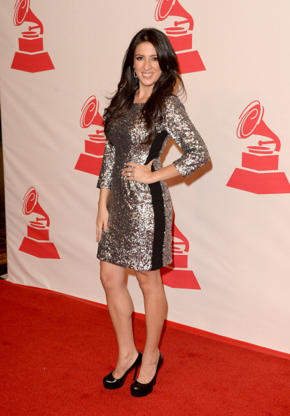 Round Toe Shoe「2013 Latin Recording Academy Person Of The Year Honoring Miguel Bose - Arrivals」:写真・画像(4)[壁紙.com]
