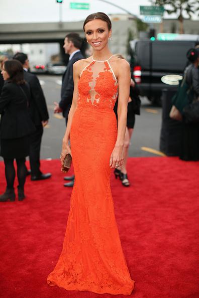 Lace Dress「56th GRAMMY Awards - Red Carpet」:写真・画像(15)[壁紙.com]