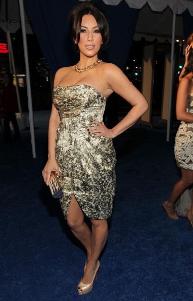 Strapless Dress「2011 People's Choice Awards - Red Carpet」:写真・画像(3)[壁紙.com]