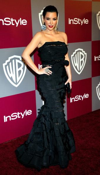黒「2011 InStyle/Warner Brothers Golden Globes Party - Arrivals」:写真・画像(9)[壁紙.com]