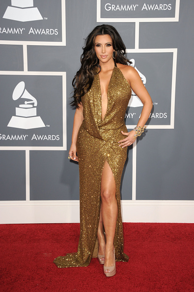 Kim Kardashian「The 53rd Annual GRAMMY Awards - Arrivals」:写真・画像(16)[壁紙.com]