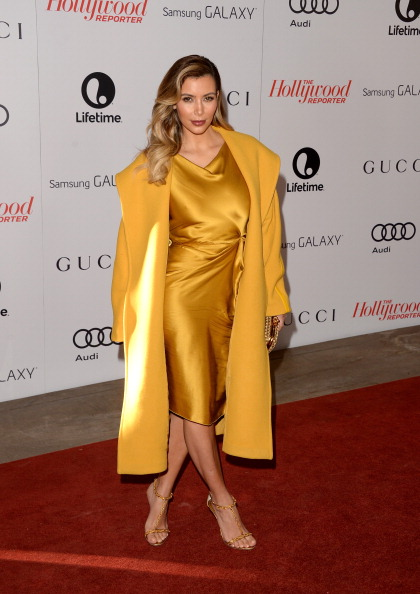 Yellow Coat「The Hollywood Reporter's 22nd Annual Women In Entertainment Breakfast - Arrivals」:写真・画像(14)[壁紙.com]