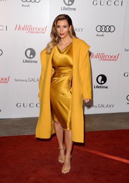 Yellow Dress「The Hollywood Reporter's 22nd Annual Women In Entertainment Breakfast - Arrivals」:写真・画像(15)[壁紙.com]