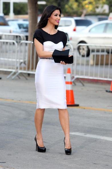 "Pencil Dress「Premiere Of Warner Bros. ""Orphan"" - Arrivals」:写真・画像(11)[壁紙.com]"