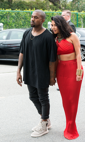 Kanye West - Musician「Roc Nation Pre-GRAMMY Brunch - Arrivals」:写真・画像(15)[壁紙.com]