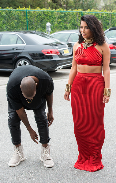 Kanye West - Musician「Roc Nation Pre-GRAMMY Brunch - Arrivals」:写真・画像(14)[壁紙.com]
