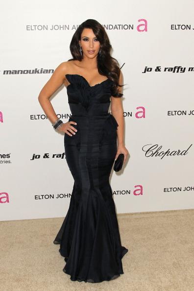 Peplum「19th Annual Elton John AIDS Foundation's Oscar Viewing Party - Arrivals」:写真・画像(10)[壁紙.com]