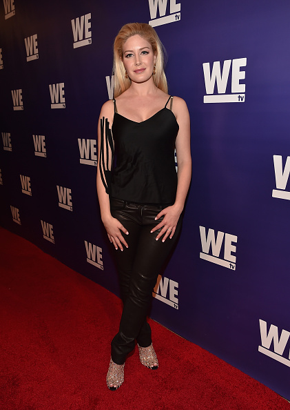 "Heidi Montag「WE tv Presents ""The Evolution Of The Relationship Reality Show"" - Red Carpet」:写真・画像(10)[壁紙.com]"