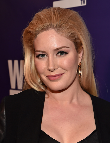 "Heidi Montag「WE tv Presents ""The Evolution Of The Relationship Reality Show"" - Red Carpet」:写真・画像(4)[壁紙.com]"