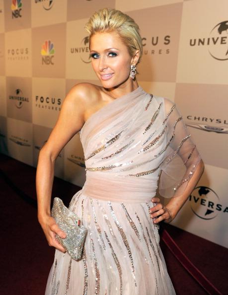 アシメトリードレス「NBCUniversal/Focus Features Golden Globes Viewing And After Party Sponsored By Chrysler - Red Carpet」:写真・画像(11)[壁紙.com]