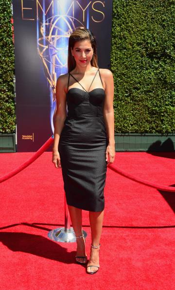 Bustier Dress「2014 Creative Arts Emmy Awards - Arrivals」:写真・画像(17)[壁紙.com]
