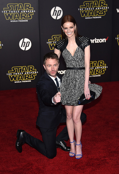 "Alternative Pose「Premiere Of Walt Disney Pictures And Lucasfilm's ""Star Wars: The Force Awakens"" - Arrivals」:写真・画像(12)[壁紙.com]"