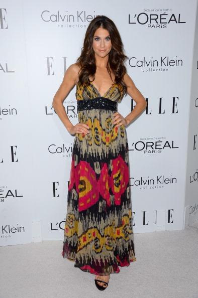 Maxi Length「19th Annual ELLE Women In Hollywood Celebration - Arrivals」:写真・画像(4)[壁紙.com]