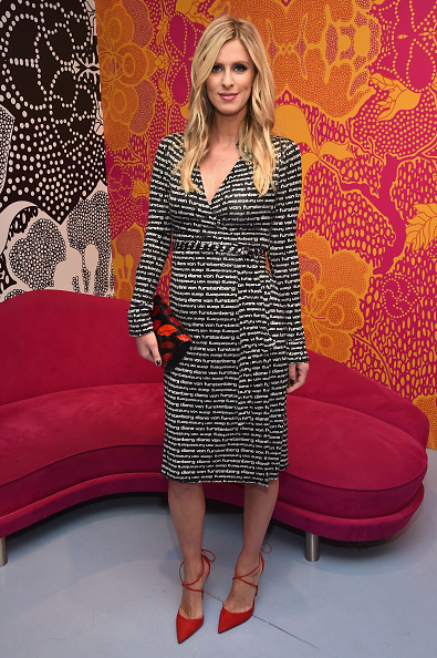 ニッキー・ヒルトン「Diane Von Furstenberg - Presentation - Fall 2016 New York Fashion Week」:写真・画像(8)[壁紙.com]