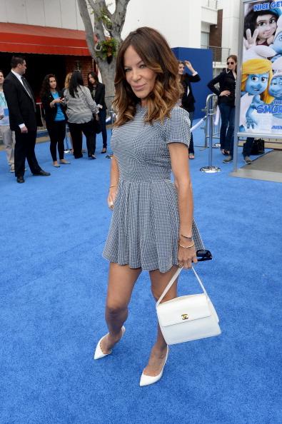 "Baby Doll Dress「""The Smurfs 2"" - Los Angeles Premiere - Blue Carpet」:写真・画像(16)[壁紙.com]"