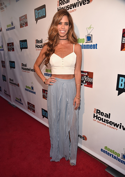 """Gray Skirt「Premiere Party For Bravo's """"The Real Housewives Of Orange County"""" 10 Year Celebration - Red Carpet」:写真・画像(10)[壁紙.com]"""