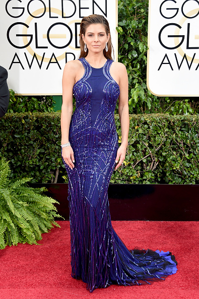 Train - Clothing Embellishment「72nd Annual Golden Globe Awards - Arrivals」:写真・画像(18)[壁紙.com]