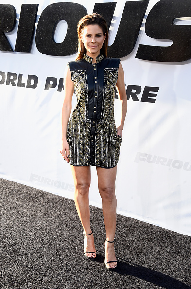 """Sleeveless「Premiere Of Universal Pictures' """"Furious 7"""" - Arrivals」:写真・画像(0)[壁紙.com]"""