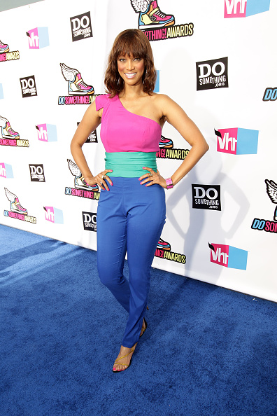 Tricolor「2011 VH1 Do Something Awards - Blue Carpet」:写真・画像(15)[壁紙.com]
