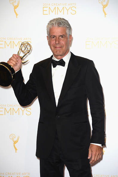 One Man Only「2014 Creative Arts Emmy Awards - Press Room」:写真・画像(0)[壁紙.com]