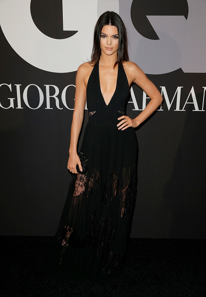 黒「GQ Celebrates The Grammys With Giorgio Armani - Arrivals」:写真・画像(5)[壁紙.com]