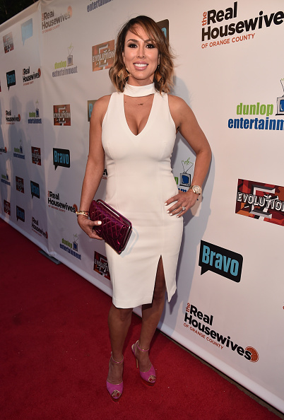 """Sleeveless「Premiere Party For Bravo's """"The Real Housewives Of Orange County"""" 10 Year Celebration - Red Carpet」:写真・画像(13)[壁紙.com]"""