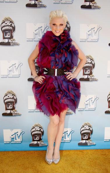 Ruffled「17th Annual MTV Movie Awards - Arrivals」:写真・画像(7)[壁紙.com]