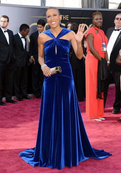 Keyhole Neckline「85th Annual Academy Awards - Arrivals」:写真・画像(10)[壁紙.com]