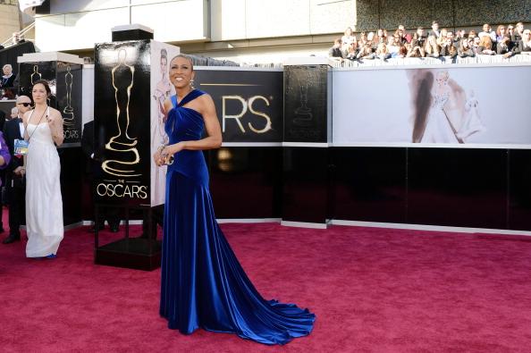 Keyhole Neckline「85th Annual Academy Awards - Arrivals」:写真・画像(11)[壁紙.com]