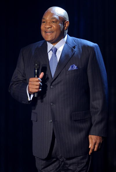 George Foreman「MTV Networks Upfront - Presentation」:写真・画像(13)[壁紙.com]