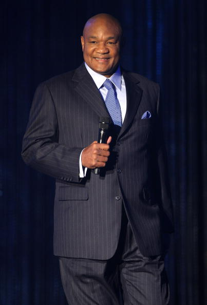 George Foreman「MTV Networks Upfront - Presentation」:写真・画像(5)[壁紙.com]