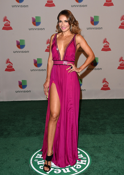 MGM Grand Garden Arena「15th Annual Latin GRAMMY Awards - Arrivals」:写真・画像(14)[壁紙.com]