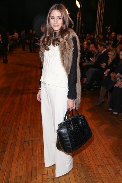 男性用ベスト「Philosophy By Natalie Ratabesi - Front Row - Fall 2013 Mercedes-Benz Fashion Week」:写真・画像(2)[壁紙.com]