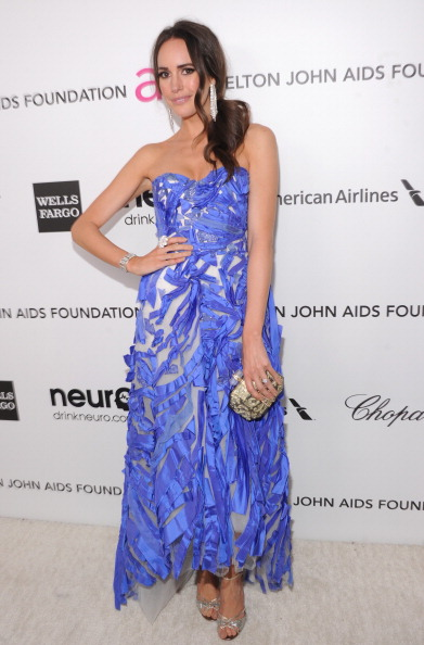Two Tone - Color「21st Annual Elton John AIDS Foundation Academy Awards Viewing Party - Red Carpet」:写真・画像(14)[壁紙.com]